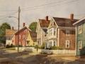 Asher New England Street Scene