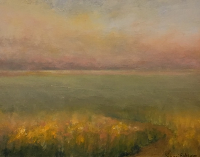 Ridgeway- Korsmeyer Meadow Path oil