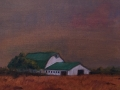 Oxenhorn White Barn oil