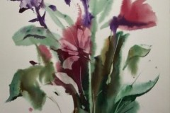 Acosta_Ralph_Spring-Bouquet_watercolor_14x22_950