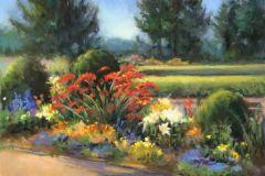 Schirmeier_Beverly_Harkness-Garden_pastel_9x12_525