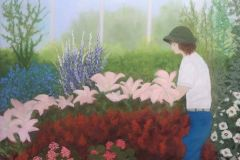 Trapp_Pat_Greenhouse-Gardener_pastel_16x20_750
