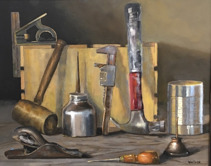Wallace Tools oil