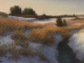 Rupp Winter Marsh pastel