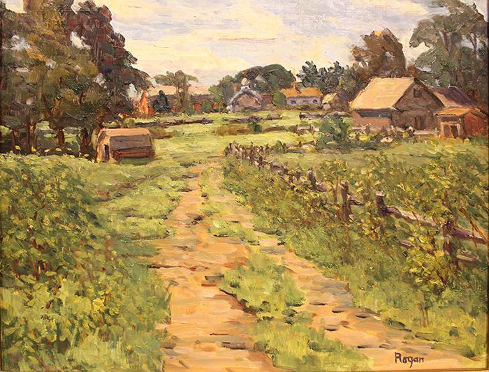 Rogan Michael late summer pastoral
