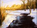 Perry Judy frozen creek