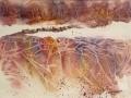 Bowler Jean Frozen Landscape