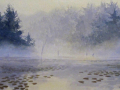 5. Charles McCaughtry %22Morning Mist%22 $ 1,100