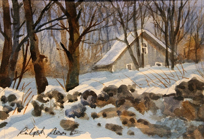 Acosta Ralph Late Winter