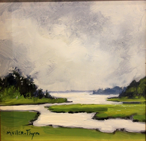 Muller-Thym Kim Barn Island