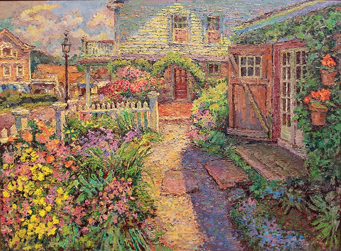 Nilsson Leif The Studio Garden