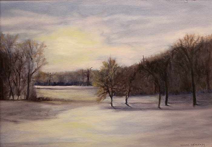 Ridgeway Korsmeyer Renni Winter Scene