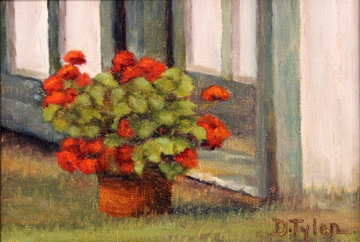 Tyler Dawn Geraniums