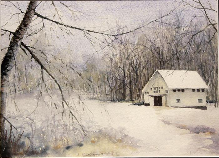 Vaillencourt Ann Canterbury Barn