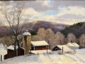 Adkins Thomas Winter Roof Tops