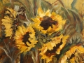 Molnar Stephanie Sunflowers