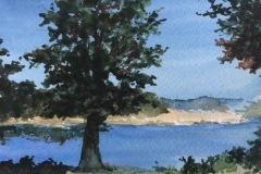 larsenelinlieutenantriverwatercolor