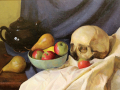 Montmeat Jack apples pears and skulls