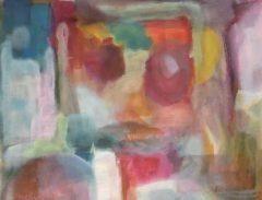 "Dawn Bisharat, ""Serendipity"", Acrylic, 11x14, $375"