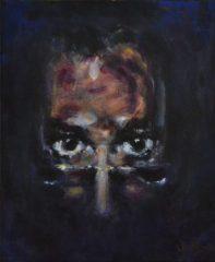 """John Blair, """"I'll See Ya Soon"""", Acrylic, 24x20, $890"""