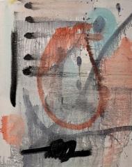"""Dennis Sirrine, """"Going My Way"""", oil/linen, 28x22, $2,500"""