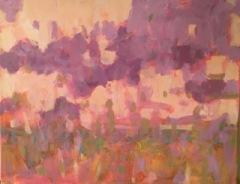 "Jane Zisk, ""Along the Coast"", acrylic, 16x20, $400"