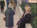 DeStefanis Boisvert Linda Nostalgic 70s Bus Stop