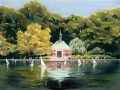 Dietz Robert Kerbs Memorial Boathouse Central Park NYC