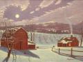Faruharson Alexander Frozen Orchard