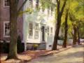 Jositas Susan Spring Light on Main Street Nantucket