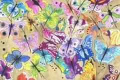 MorganPamelaButterflyFrenzywatercolor