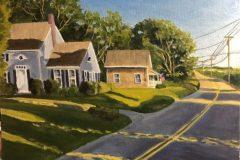"""Neil Ruenzel, """"Afternoon Sun"""", oil, 16x20, $475"""