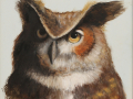 Baldino Patt Great Horned Owl
