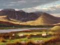 Farquharson Alexander Skye Mountains