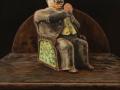 Del-Bourree Bach, <i>Penny Wise, </i>acrylic, $2,700