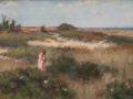 Joann Ballinger, <i>Time Together, </i>pastel, $1,800