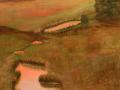 Polly Baumer, <i>Large Marsh, </i>mixed, $1,000