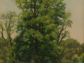 Mike Berlinski, <i>Summer, Mid-Day, </i>oil, $750