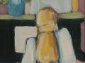 Michael Centrella, <i>Un Sospiro, </i>oil, $155