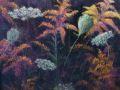 Linda Gotta, <i>Meadow, </i>pastel, $5,000, 27 x 26