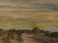 Deborah Kotchen, <i>Pathway, </i>oil, $750
