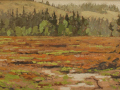 Jim Laurino, <i>Blueberry Fields, </i>oil, $1600