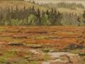 Jim Laurino, <i>Blueberry Fields, </i>oil, $1600