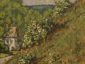Jim Laurino, <i>Raspberries and Young Cottonwood, </i>oil, $2000