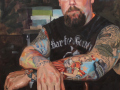 Brian McClear, <i>Forgiven, </i>oil, $4,500