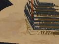 Dora Atwater Millikin, <i>Beach, </i>oil, $1,150