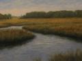 Kim Muller-Thym, <i>Estuary, </i>oil, $3,000