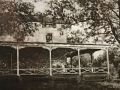 Nina Ritson, <i>Mom's House - Staten Island, </i>intaglio, $250, 5 x 8
