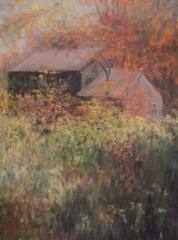 """Donna Gilberto, """"Autumn Colors"""", oil, $750"""