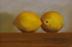 """Kathy Kuryla, """"Two Tart"""", pastel, $310"""